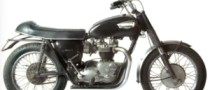 Unique Vintage Motorcycles Auctioned by Webbs