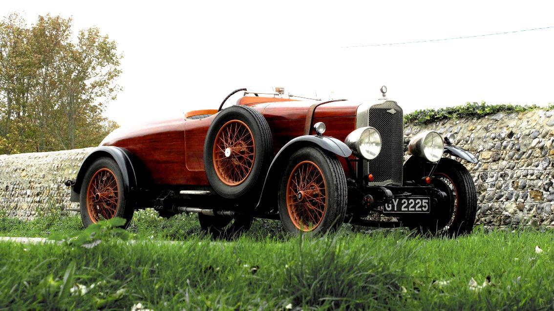 Unique Wooden Talbot for Sale at Brooklands - autoevolution