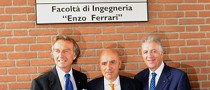 University of Modena's Faculty of Engineering Named After Enzo Ferrari