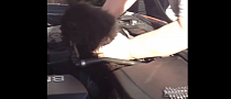 Unlucky Cat Saved from BMW Engine Bay after Two Weeks [Video]