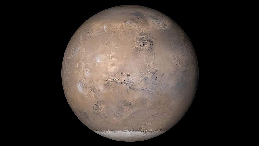 the atmosphere surface and dust storms of mars The make-up of the martian atmosphere and nature of its  on the surface, dust  devils – whirlwinds of dust – are generated in areas where the.