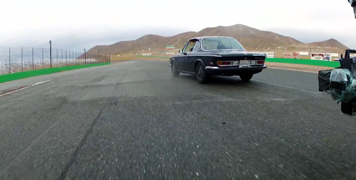 Upcoming Need For Speed Movie will Feature BMW E9
