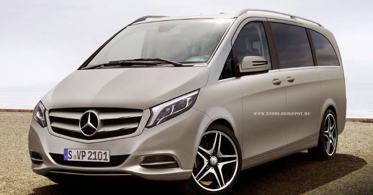 Upcoming Viano to Fill the Gap Left by The R-Class