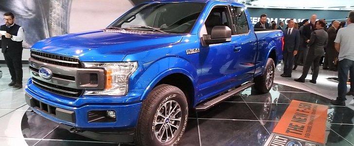 update 2018 ford f 150 brings first diesel fresh engine range in huge update autoevolution. Black Bedroom Furniture Sets. Home Design Ideas