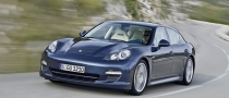 Update on the Porsche Panamera