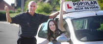 UPDATE: Woman Scores Highest Ever at UK Driving Test