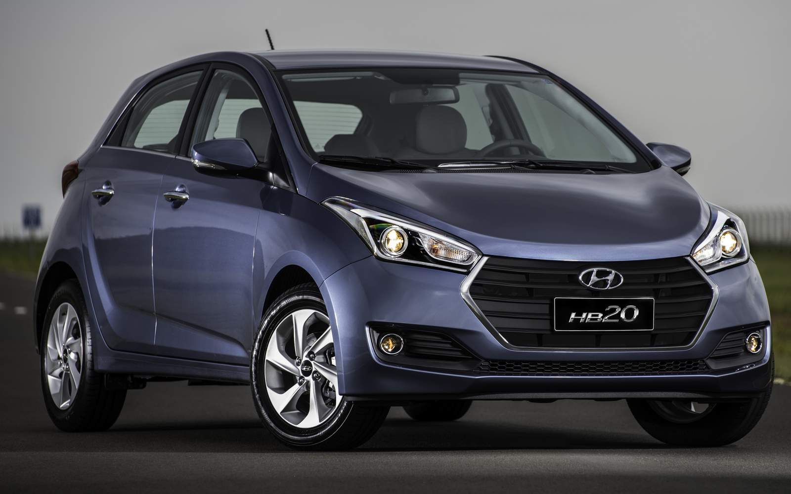 c0a086ee30fd8 Updated 2016 Hyundai HB20 Launched in Brazil, 1-Liter Turbo Flex ...