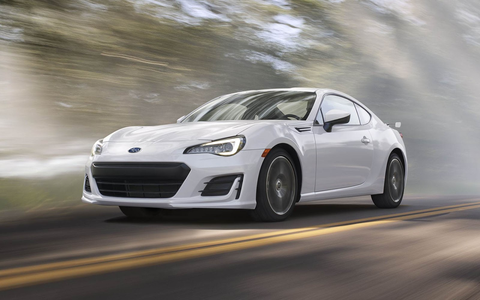 updated 2017 subaru brz officially revealed - autoevolution