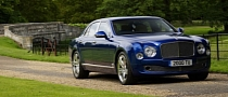 Updated Bentley Mulsanne Heading to Geneva