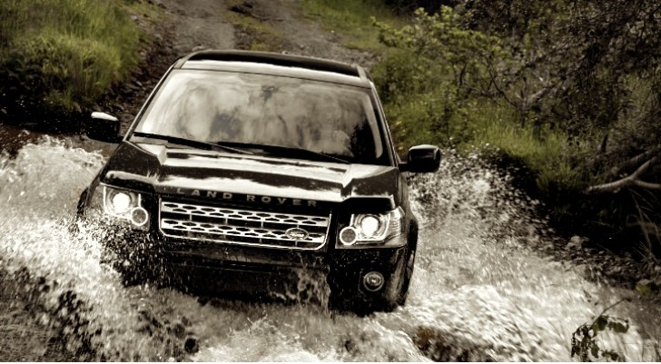 Updated Land Rover Freelander Gets Pushed Upmarket [Photo Gallery]