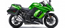 Upgraded Kawasaki Ninja 1000 for 2014 [Photo Gallery]