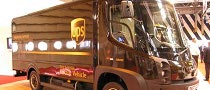 UPS Leases 92 Electric Trucks from ZAP