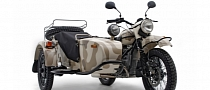 Ural Motorcycles Recalled over Rims Issue