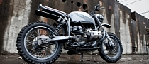 Ural Quartermaster, a Brutal Bike by Icon [Video][Photo Gallery]