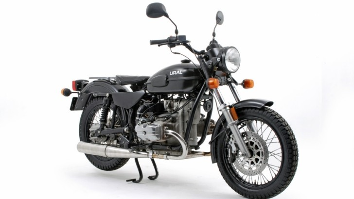 Ural Solo sT, 1970's Looks with Modern Tech