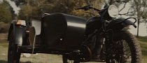 Ural T Sidecar Promos Are as Rare as It Gets [Video]