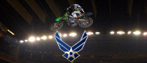 US Air Force Is AMA SX Official Military Partner in 2011