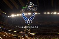 USAF back with AMA SX in 2011