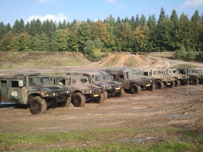 Us Army To Sell Used Humvees To Civilians After Years Of Embargo