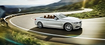 US BMW 4 Series Convertible Starts at USD49,675