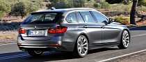 New US-Bound BMW 3-Series Touring Revealed