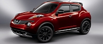 US-Bound Nissan Juke Gets Special 'Midnight Edition' Accessories Pack