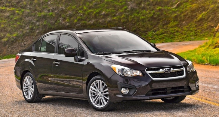 US-Built Subaru Impreza Coming in 2016