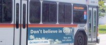 US Buses to Carry Atheist Message