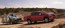 US Could Get the Chevrolet Colorado & GMC Canyon in Late 2014