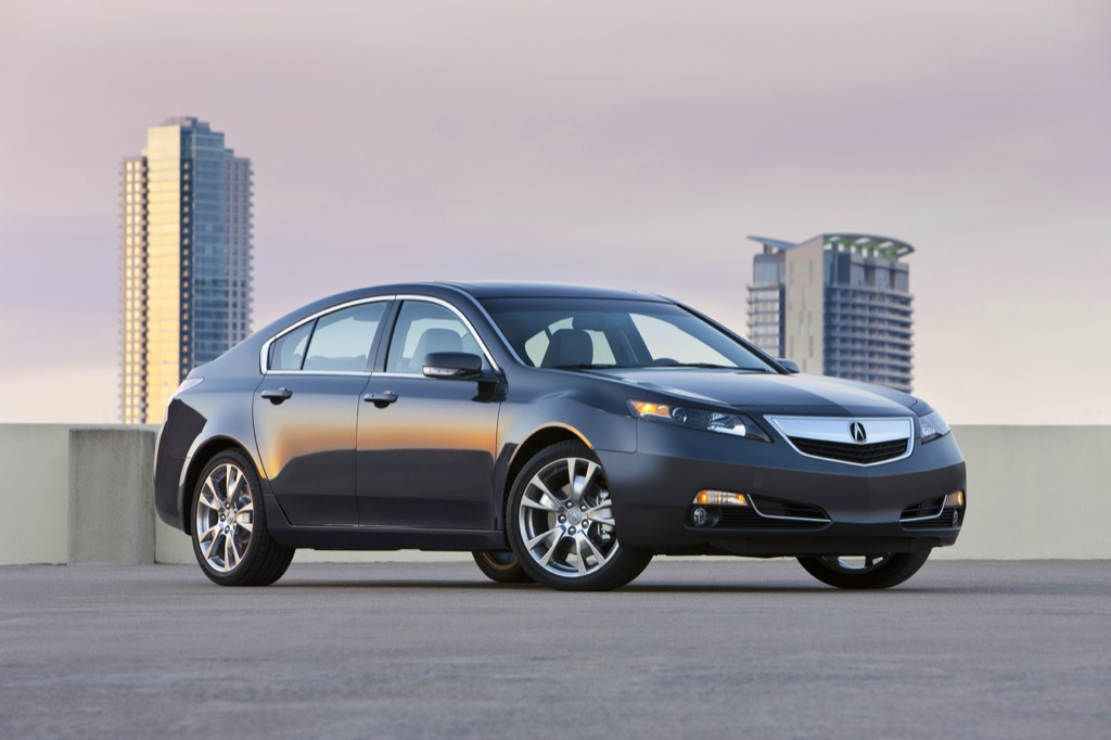 Research 2012                   ACURA TL pictures, prices and reviews