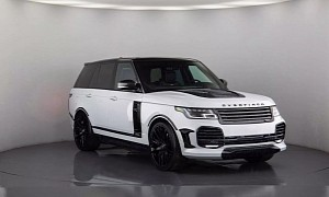 """U.S.-Spec Velocity Range Rover Turns Out """"Cheaper"""" Than Overfinch Wanted"""