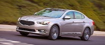 US Kia Cadenza Buyers to Benefit From Free Maintenance
