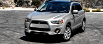 US-Made Mitsubishi Outlander Sport Gets $19,170 Price Tag [Photo Gallery]