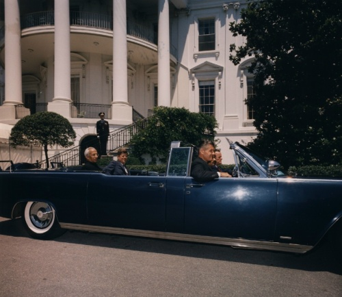 Us Presidential Limo From Steam To The Beast Autoevolution