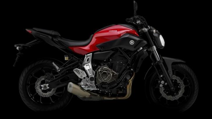 Us riders rejoice yamaha fz 07 goes stateside autoevolution for Yamaha fz 07 horsepower