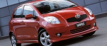 US-spec 2012 Toyota Yaris Further Details Announced