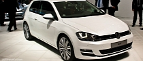 US-spec 2015 Volkswagen Golf to Debut in New York