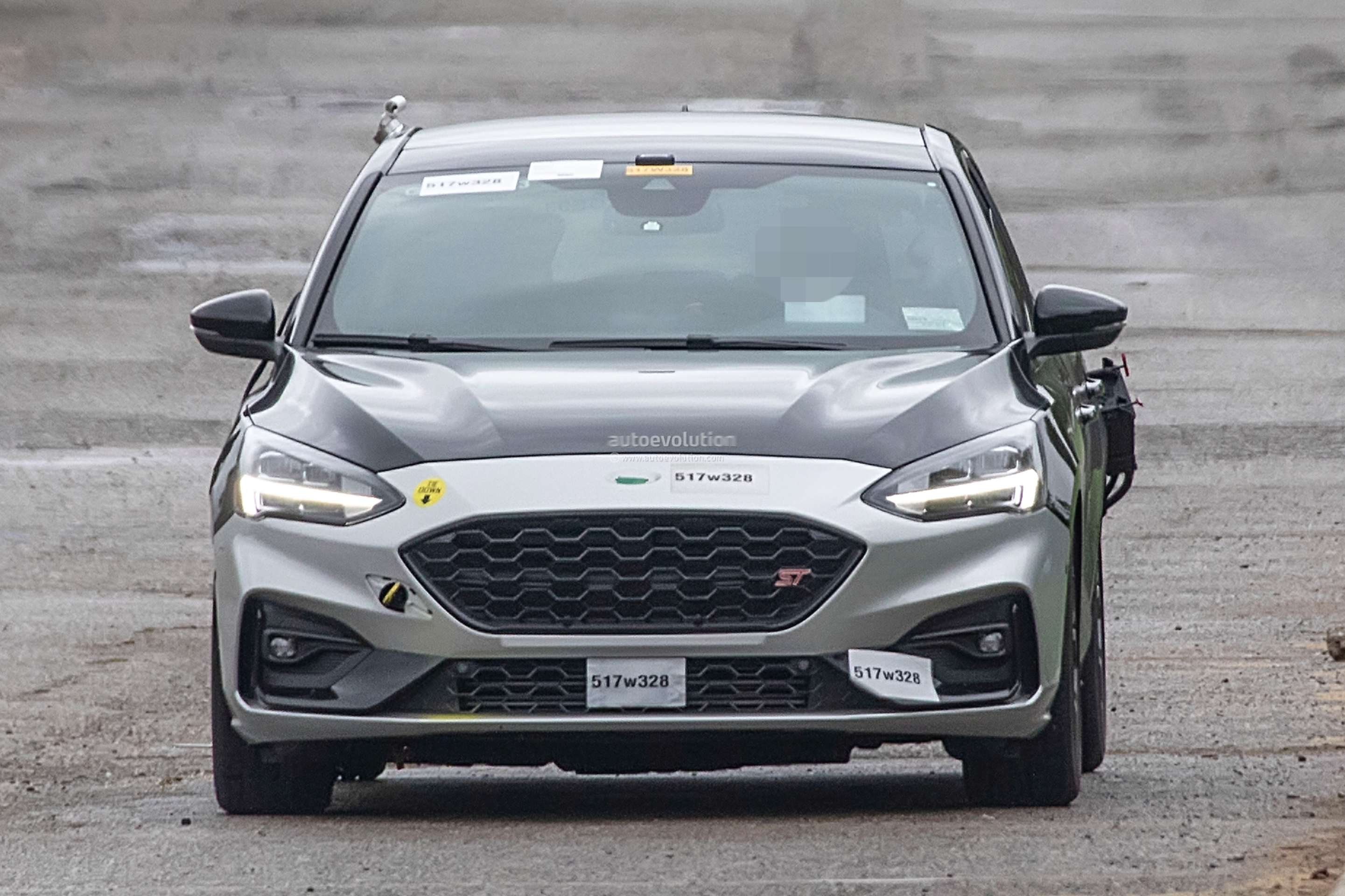 2020 Ford Focus ST Revealed By Naked US Prototype, Has 2