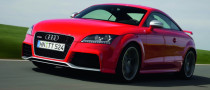 US-Spec Audi TT-RS Gets 360 hp, $60,000 Price Tag