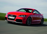 2011 Audi TT-RS Coupe