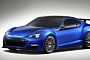 US-Spec Subaru BRZ to Debut in Detroit