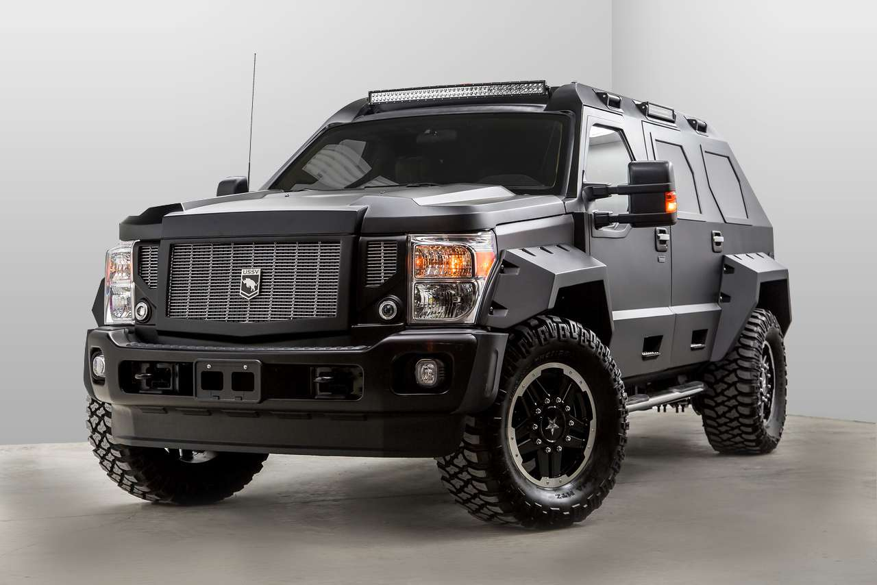 us specialty vehicles rhino gx sport is a bigger than full size suv autoevolution. Black Bedroom Furniture Sets. Home Design Ideas