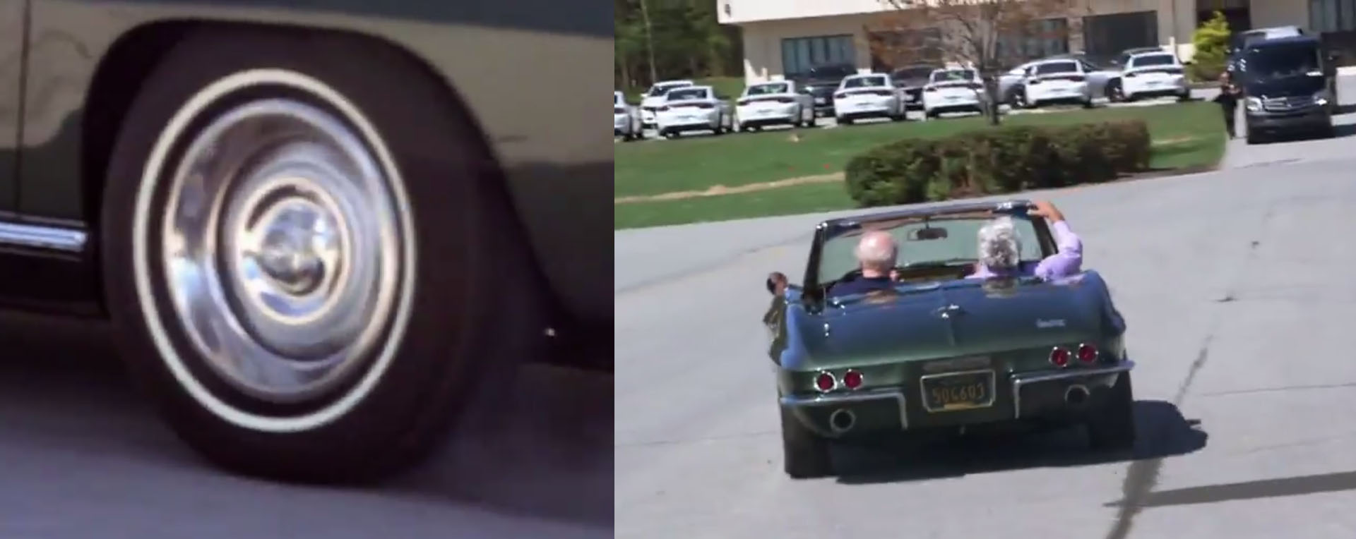 Joe Cooper Ford Used Cars >> Joe Biden Does A Burnout In His Corvette Stingray | Autos Post
