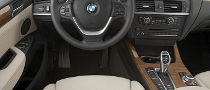 US Wished for 2011 BMW X3 Friendlier Cupholders...