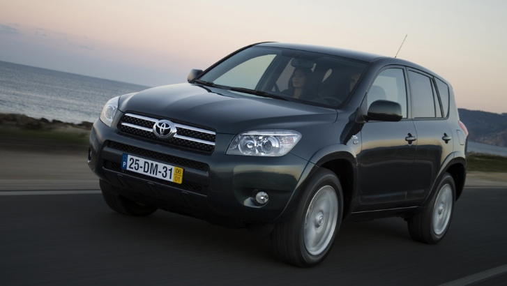 Toyota Rav Used Car Review
