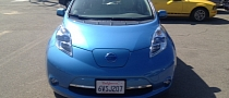 Used Nissan Leaf EVs Are Really Cheap on eBay!