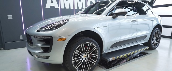 Used Porsche Macan GTS Detailing Brings It Back to Perfect Condition