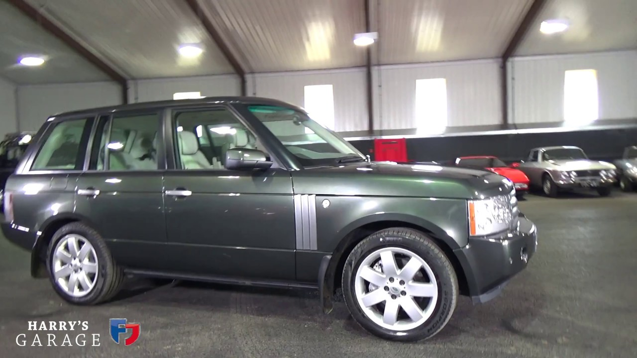 used range rover buying tips from harry metcalfe. Black Bedroom Furniture Sets. Home Design Ideas