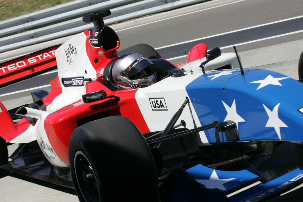 USF1 Car to Be Finalized in September 2009 - autoevolution