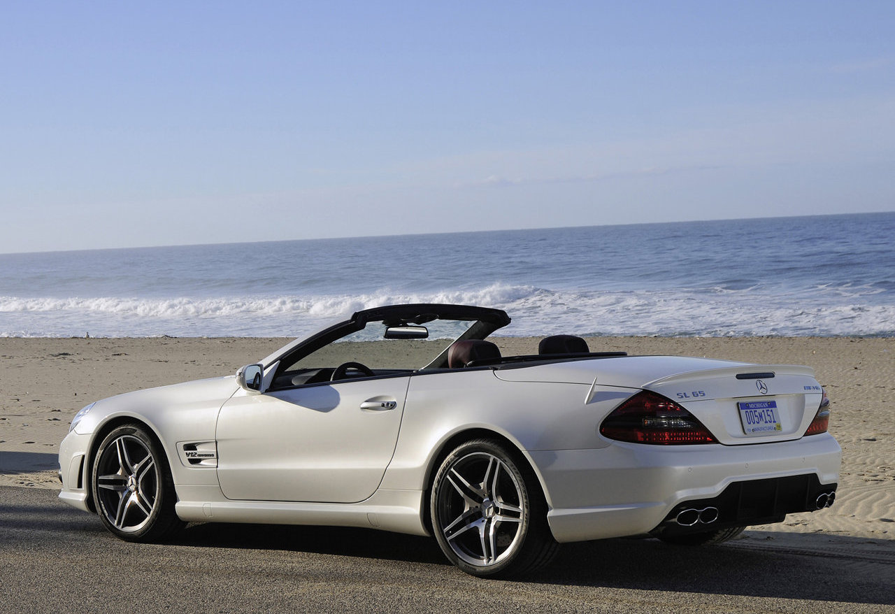 V12 powered mercedes benz sl discontinued autoevolution for V12 mercedes benz